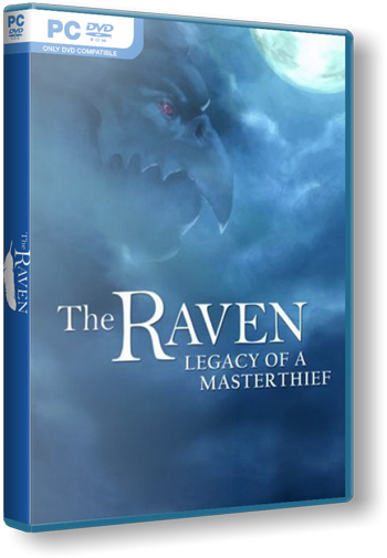 The Raven: Legacy of a Master Thief - Episode 1 [2013, Rus/Eng, Repack] от [vidic]