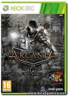 [XBOX360]ArcaniA: The Complete Tale [Region Free]Russound