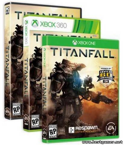 Titanfall (2014) HDRip | Gameplay