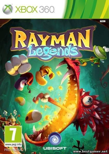 Rayman Legends [GOD /Eng]