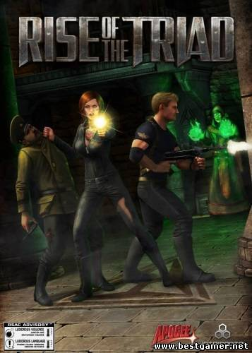 Rise of the Triad (v1.1)(by R.G.BestGamer.net)Repack