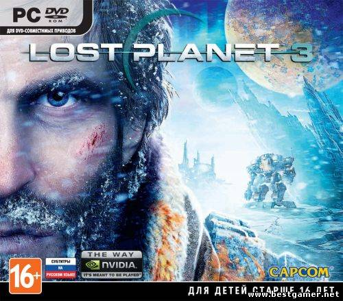 Lost Planet 3 (Capcom) (Multi8|RUS) [L|Steam-Rip]