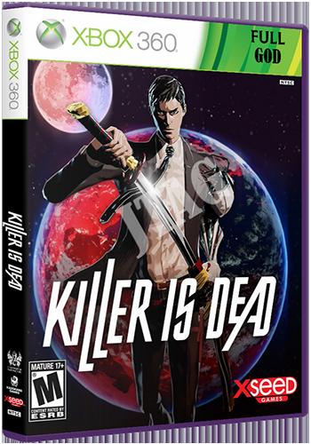 [JTAG/FULL] Killer Is Dead [GOD/ENG]