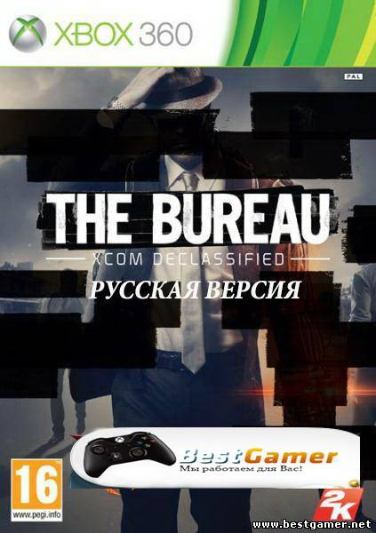 The Bureau: XCOM Declassified [Region Free / RUS] (LT+3.0 )