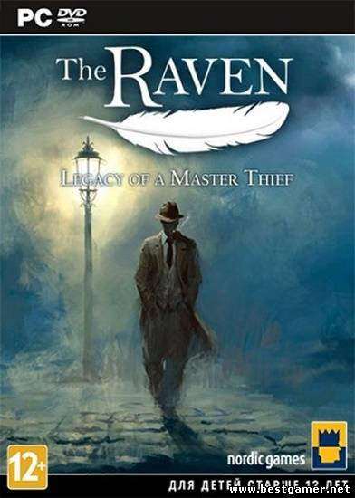 The Raven Legacy of a Master Thief Chapter II Ancestry of Lies (Nordic Games) (ENG) [L] - SKIDROW