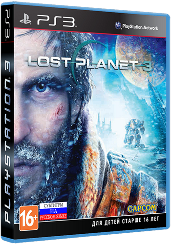 [BESTiaryofconsolGAMERs]Lost Planet 3 [USA][RUS][RIP] 4.46