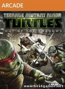 Teenage Mutant Ninja Turtles: Out of the Shadows [XBLA/ENG]