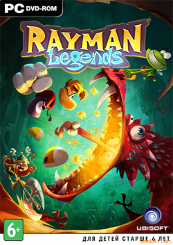 Rayman Legends [2013, ENG, RUS, MULTI L] *RELOADED*