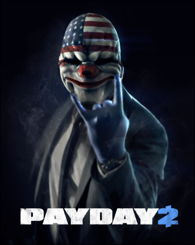 PAYDAY 2 (505 Games) (ENG) [RePack] от R.G. Revenants