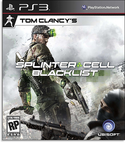 Tom Clancy's Splinter Cell: Blacklist [FULL] [RUSSOUND] [4.30+]