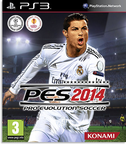 Pro Evolution Soccer 2014 [ENG] [DEMO] [4.46+]