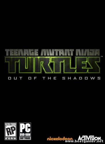 Teenage Mutant Ninja Turtles: Out of the Shadows (Activision) (ENG) [RePack] от SEYTER