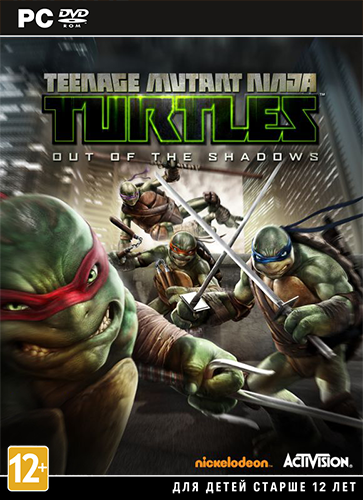 Teenage Mutant Ninja Turtles Out Of The Shadows(by R.G.BestGamer.net)Repack
