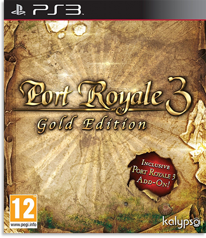 Port Royale 3: Gold Edition [FULL] [ENG] [4.30+]