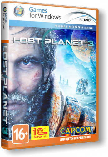 Lost Planet 3 Hi Res Movies Pack-P2PGAMES