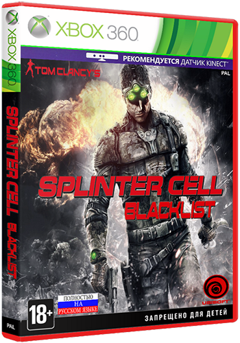 Tom Clancy's Splinter Cell: Blacklist [PAL/RUSSOUND]