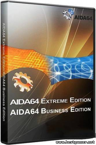 AIDA64 Extreme Edition v3.00.2584 Beta + Business Edition v3.00.2536 Beta (32x/64x-bit) [Multi+Ru]