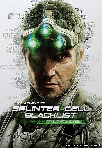 Tom Clancy's Splinter Cell.Blacklist.Deluxe Edition.v 1.01(3xDVD5) [Repack] от Fenixx