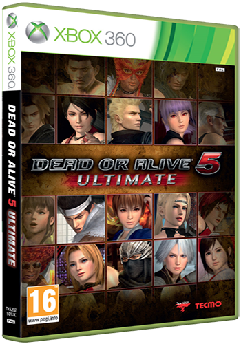 Dead or Alive 5 Ultimate [Region Free/ENG]�����