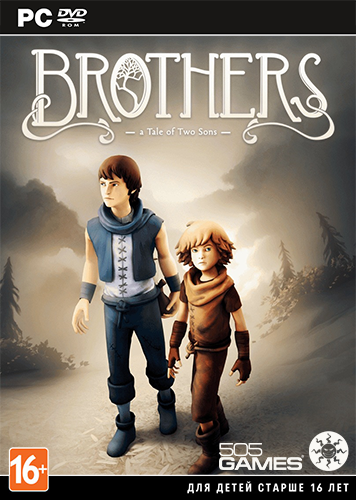 Brothers: A Tale of Two Sons (505 Games) (RUS/ENG|MULTi9) [P] - FAIRLIGHT