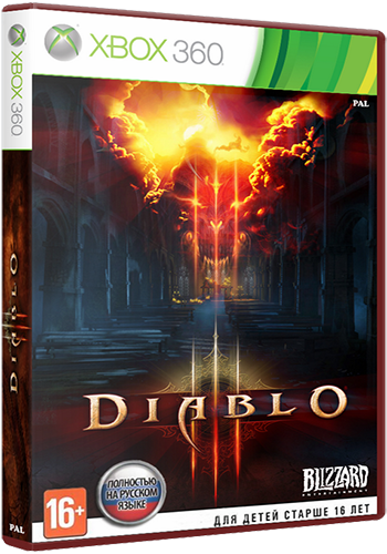 Diablo III [XBOX360] [RUSSOUND] [PAL] [LT+2.0]