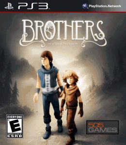 Brothers - A Tale of Two Sons [USA/ENG](3.41 - 4.21+)