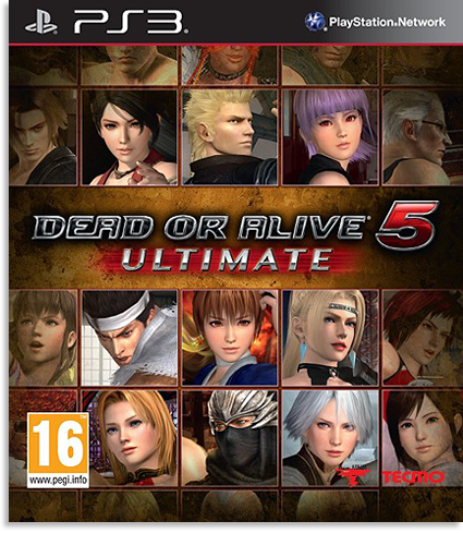 Dead Or Alive 5: Ultimate [FULL] [ENG] [4.30+]