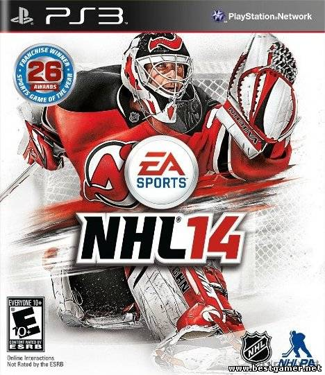 (PS3)NHL 14 [USA/ENG]CFW 4.40