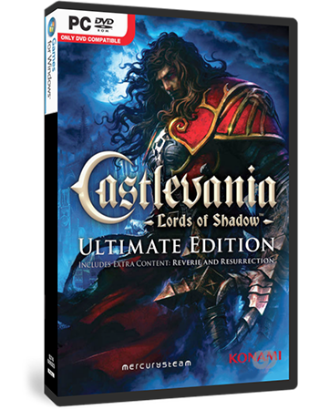 [�����������] Castlevania Lords of Shadow Ultimate Edition (������������ /ZoG) (�����)