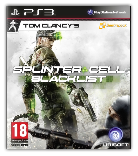 [BESTiaryofconsolGAMERs]Tom Clancy's Splinter Cell: Blacklist [EUR/RUS]