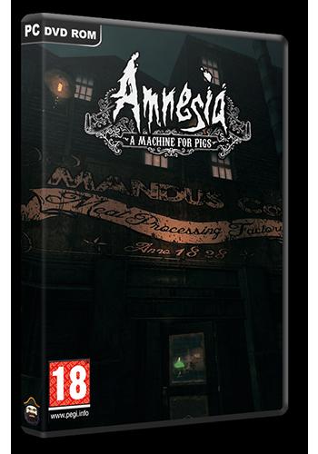 Amnesia: A Machine for Pigs (2013) PC | RePack
