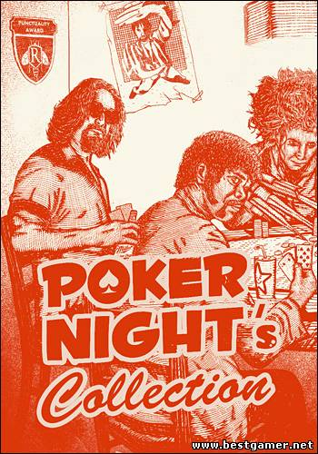 Poker Nights Collection (Telltale Games) (ENG) [Repack] от R.G. ILITA