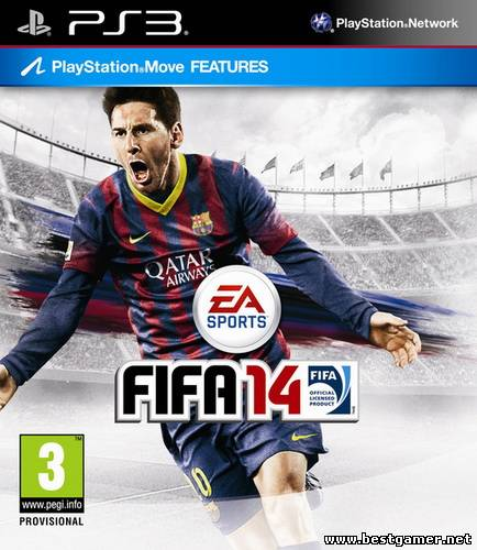 [PS3] FIFA 14 DEMO [EUR/RUS](Demo)