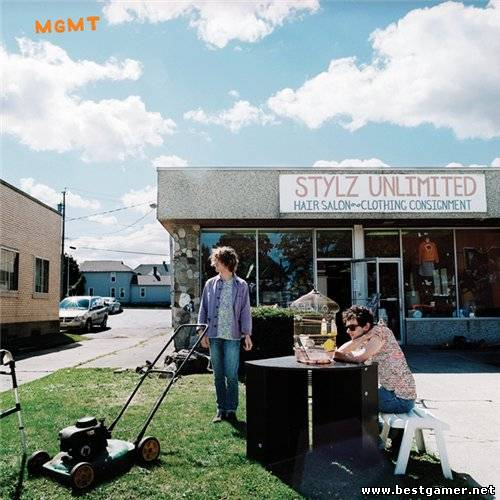 (Indie Rock / Electronic / Psychedelic Rock) MGMT - MGMT - 2013, MP3, 320 kbps