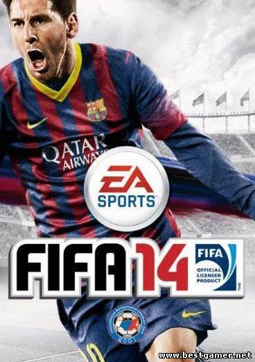 FIFA 14 (DEMO) (2014) [RU/Multi12, simulator, sport, 3D]