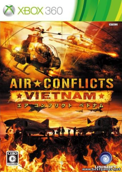 Air Conflicts: Vietnam [Region Free/RUS]