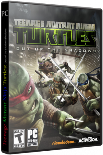 [Русификатор] Teenage Mutant Ninja Turtles: Out of the Shadows (любительский / ZoG) (Текст)