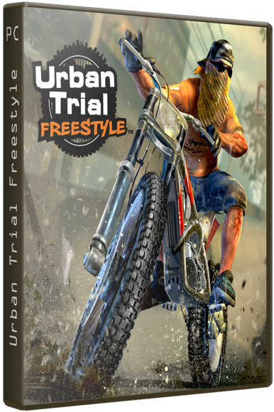 Urban Trial Freestyle (2013) PC | Steam-Rip