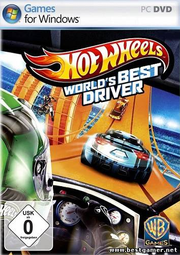 Hot Wheels: World's Best Drive (ENG) [L] - SKIDROW