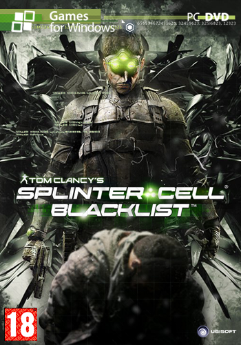 Tom Clancy's Splinter Cell: Blacklist - Digital Deluxe Edition (RUS) [Repack] от R.G. Catalyst