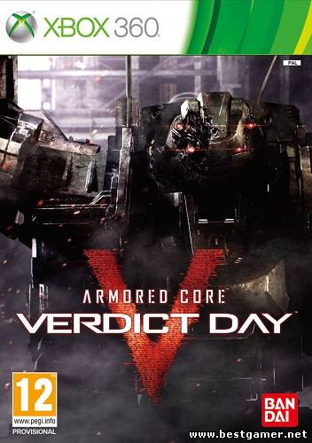 Armored Core: Verdict Day [Region Free/ENG]