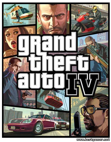 PC Gaming Edition for GTA IV v1.0