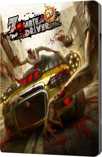 [BESTiaryofconsolGAMERs][PSN][PS3]Zombie Driver HD + DLC CFW 4.21