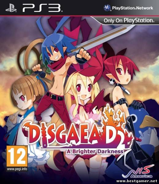Disgaea Dimension 2 / Disgaea D2: A Brighter Darkness [EUR/ENG]