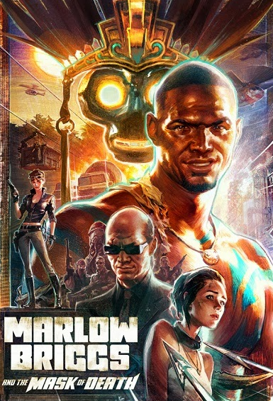 Marlow Briggs and The Mask of Death (1.0.0.0) (Multi5/ENG) [Repack] от z10yded