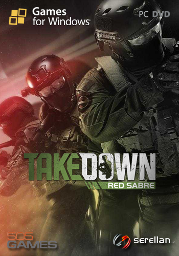 Takedown - Red Sabre (1.0.0.0) (2013) [Repack, EN, Action (от z10yded)