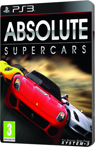 (PS3)Absolute Supercars(Eng)-STRiKE