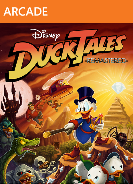 [FULL] DuckTales Remastered [RUS]