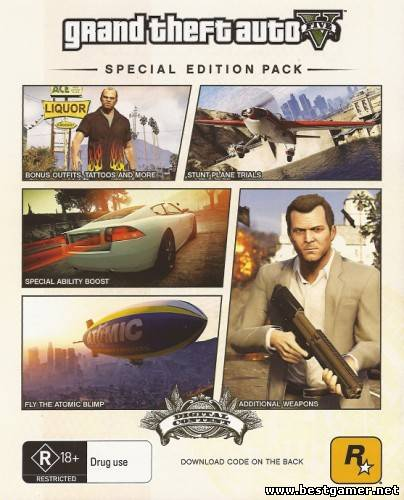 (PS3)GTA 5 DLC