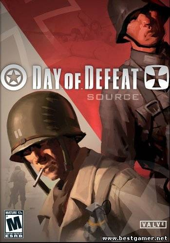 Day of Defeat Source v1913431 + �������������� + ������������ (No-Steam) (2013) PC